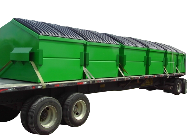front-load-dumpsters