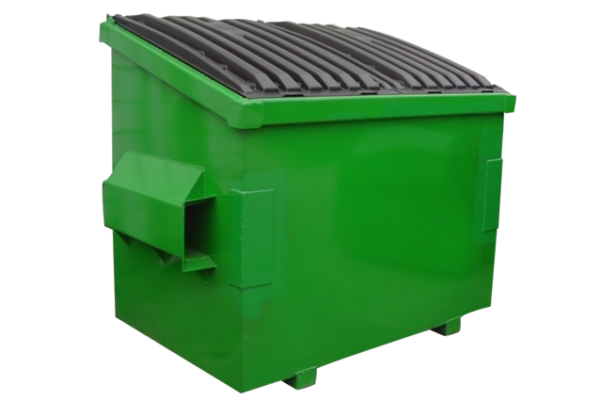 Front Load Dumpsters Front Load Containers For Sale Iron Container