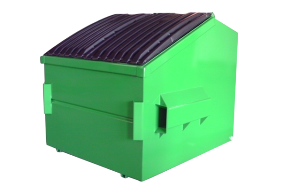 8-yard-front-load-dumpster-container