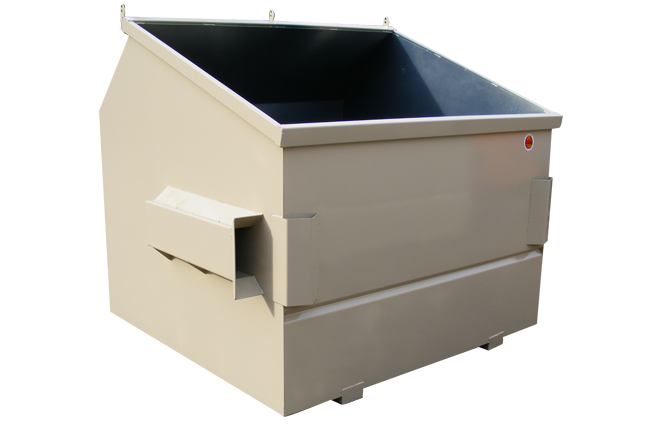 Front Load Dumpsters Amp Front Load Containers For Sale