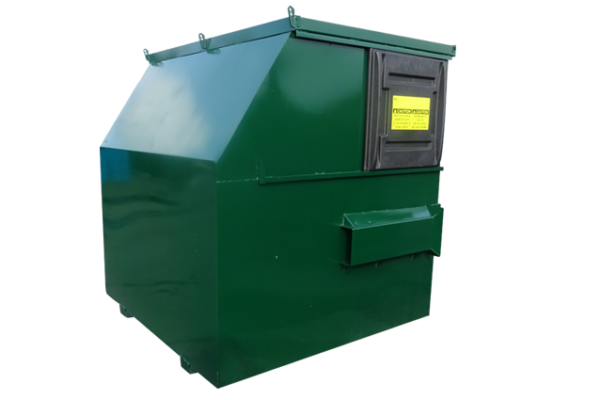 frontload-dumpster-container-green