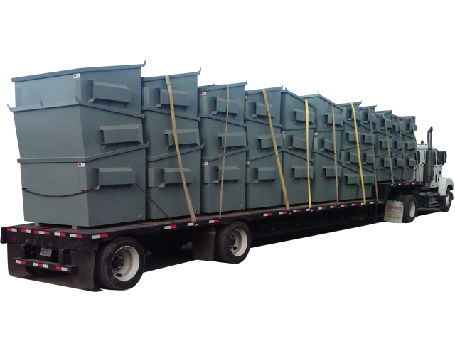 Learn More About Iron Container Roll Off Dumpsters